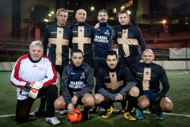 CALCIO A 5 GIRONE A: MARINA PORTO ANTICO AI PLAY OUT!